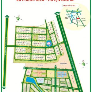 Bản đồ Kdc Thái Sơn 1
