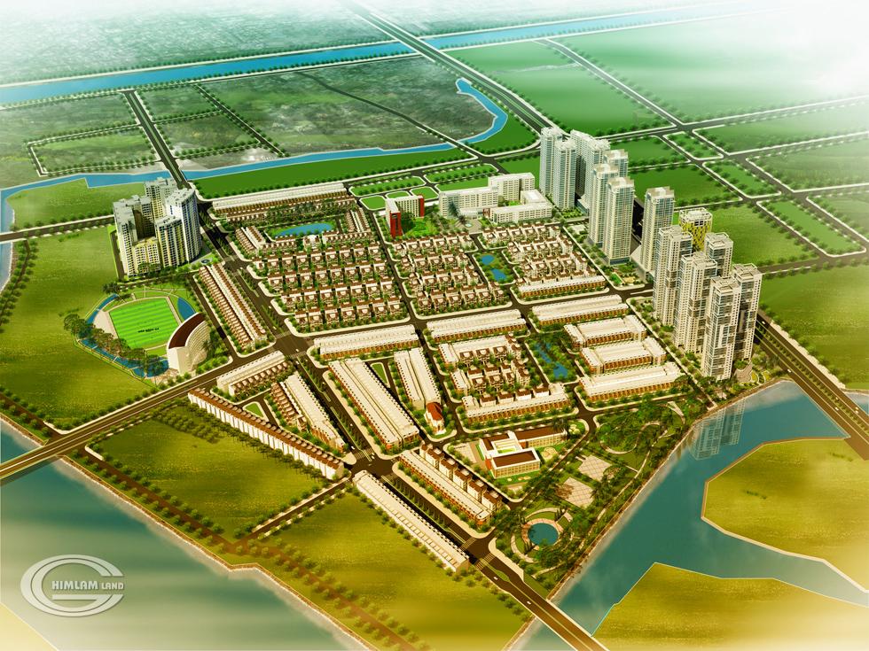 Kdc Him Lam Kênh Tẻ Quận 7