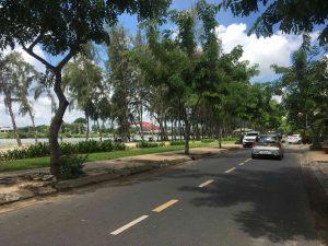 Công viên bờ sông nhà đất Trung Sơn