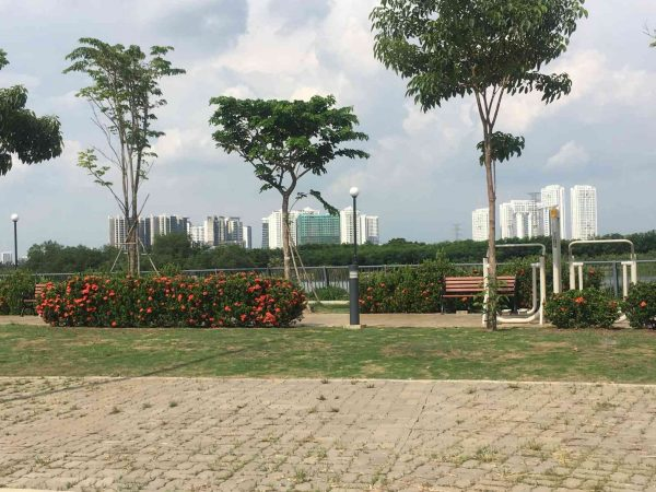 Công viên bờ sông Đại Phúc