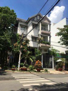nhà phố Trung Sơn