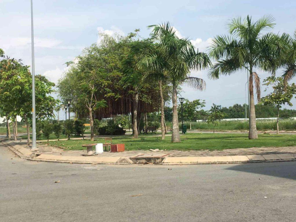 Công Viên Nội Khu Đại Phúc Green Villas