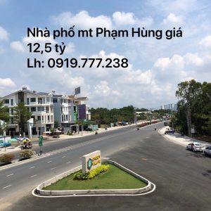 bán nhà đường Phạm Hùng