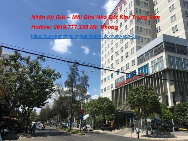 bán nhà Trung Sơn đường số 8(2)