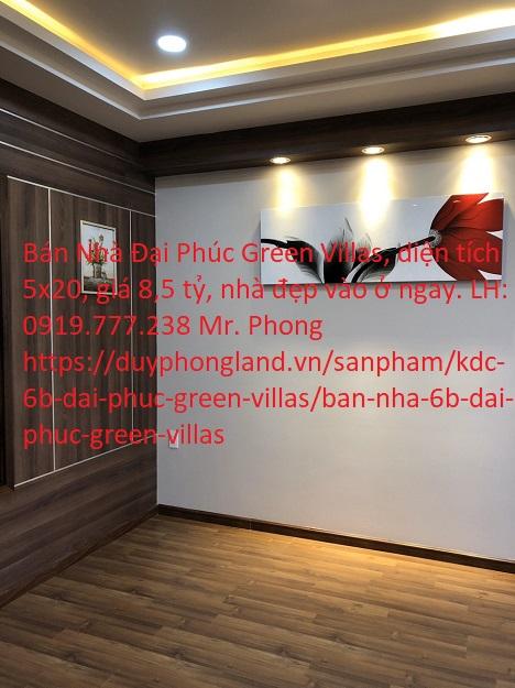 bán nhà Đại Phúc Green Villas (9)